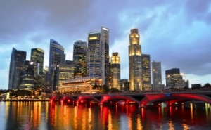 Singapore skyline 380x235