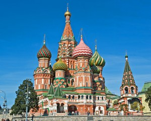 The Russian government plans to turn Moscow into an international financial centre