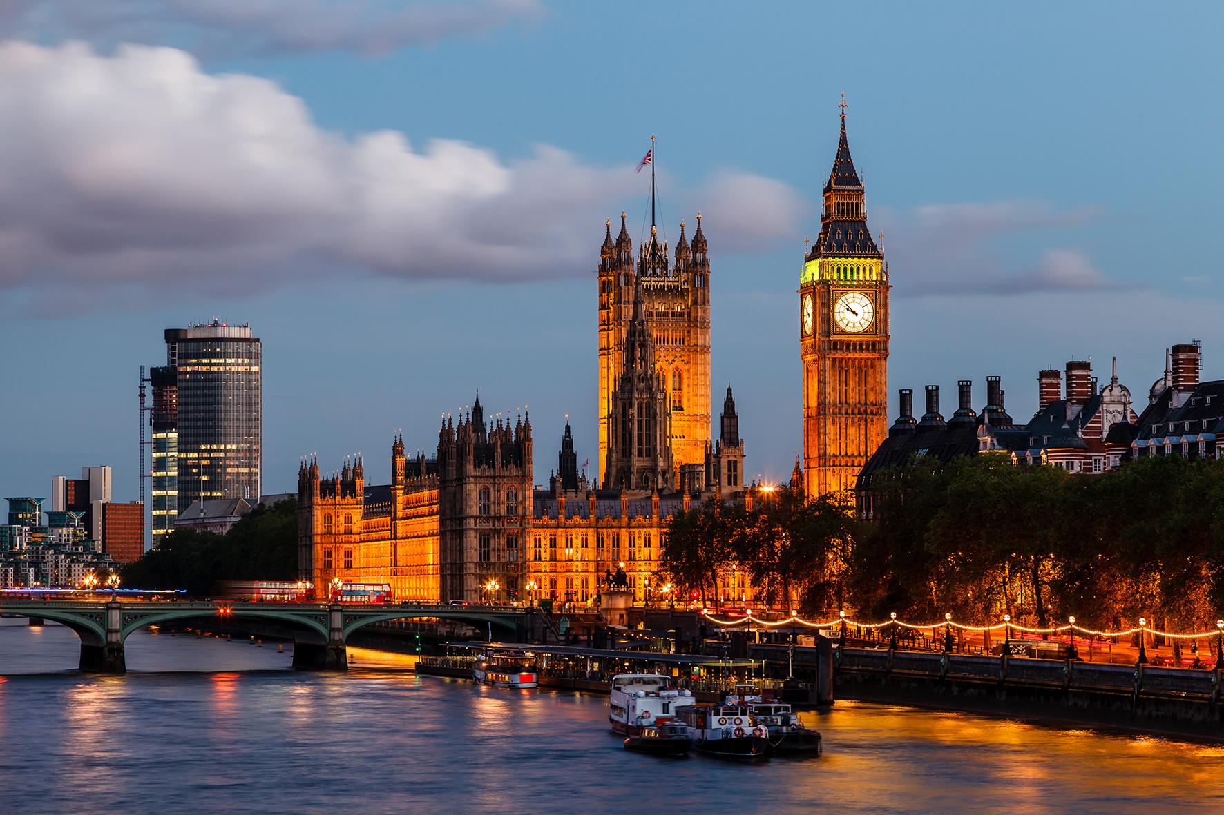 UK's parliament