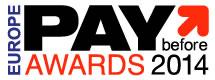 Awards Europe 2014 Logo
