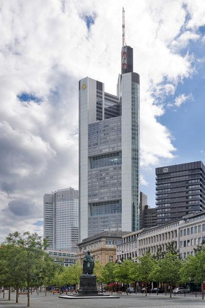 Commerzbank HQ, Frankfurt