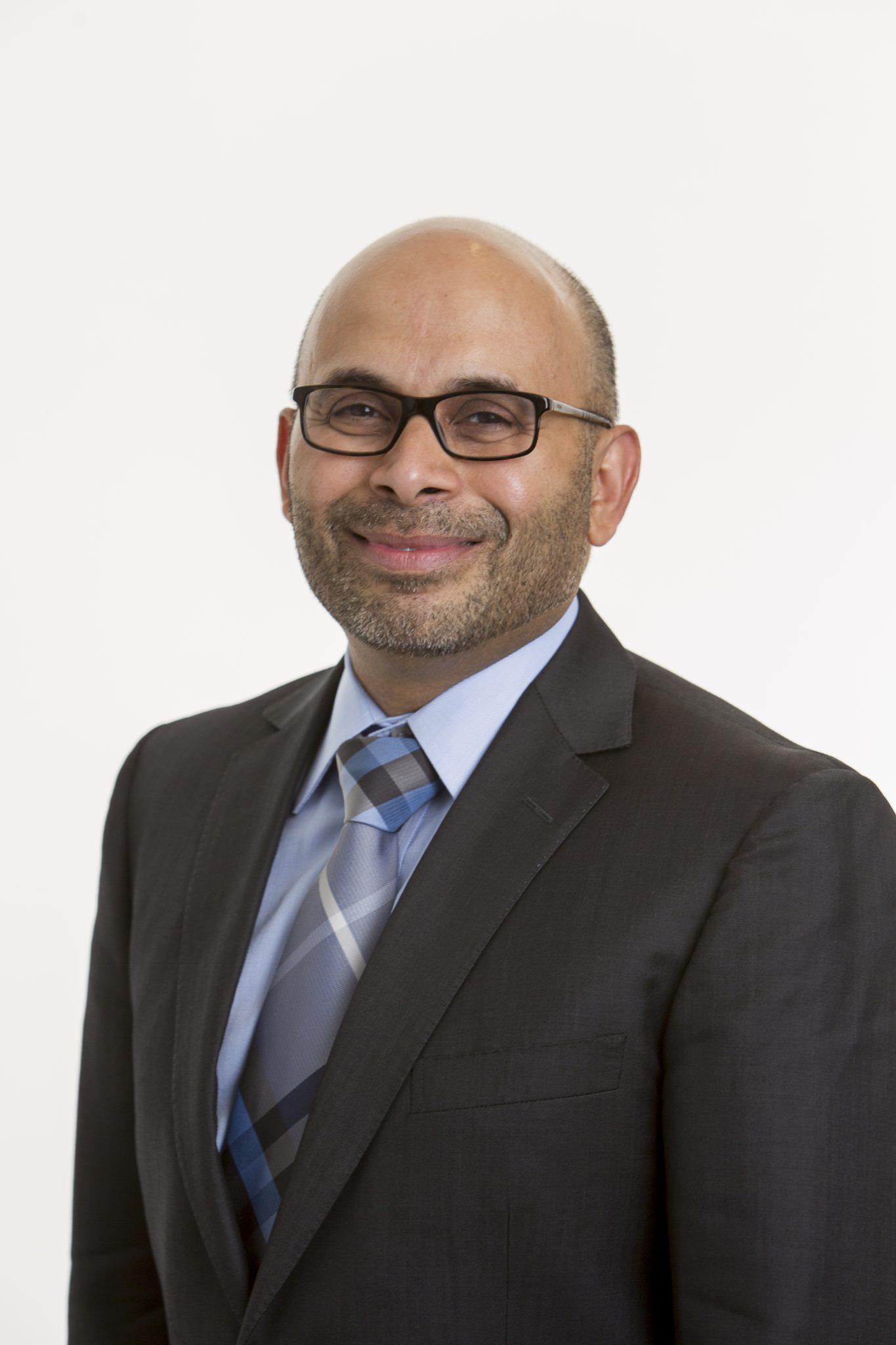 Nadeem Syed, CEO of Misys