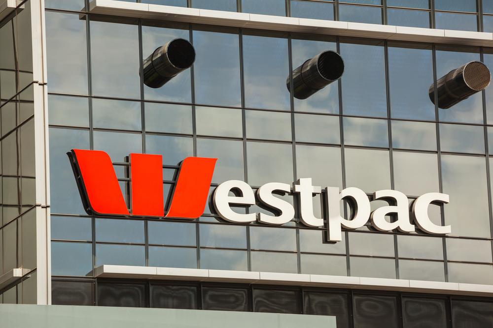 Westpac sign