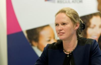 Hannah Nixon, MD of PSR