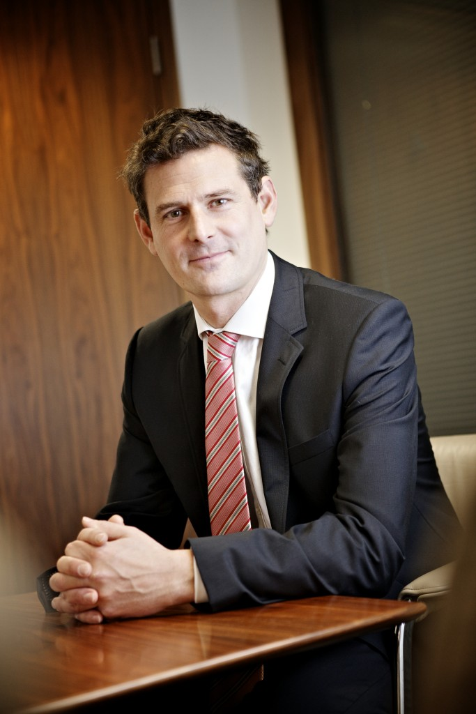 David Arnott, CEO at Temenos