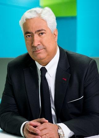 Bassem Bouzid is SVP and managing director, EMEA, at Diebold