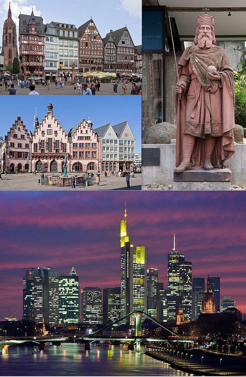 Frankfurt am Main © Wikipedia
