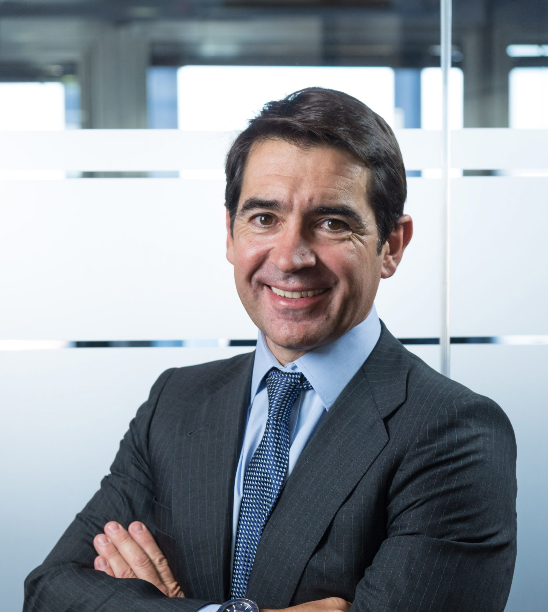 Carlos Torres Vila, CEO of BBVA