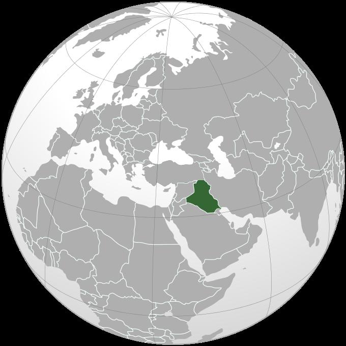 Iraq © Wikipedia