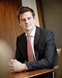Temenos CEO David Arnott