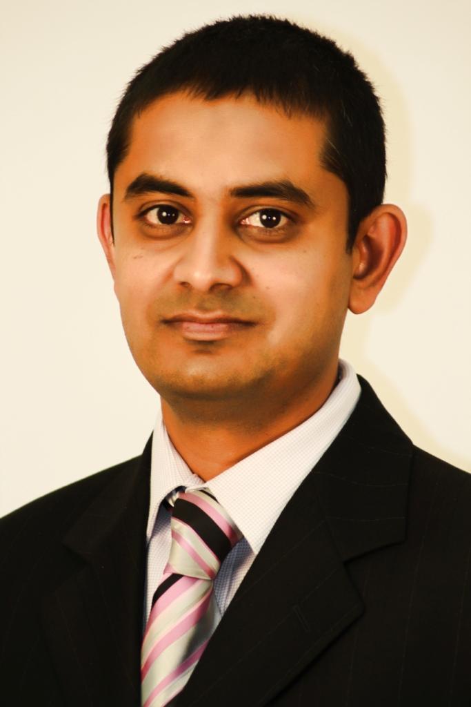 Dipesh Shah, GM of Family Bank Insurance Agency