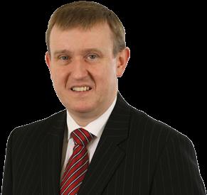 Northern Ireland finance minister Mervyn Storey