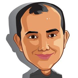 Pali Bhat, Google - so trendy, he has this on LinkedIn