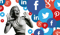 Social media isn't scary after all