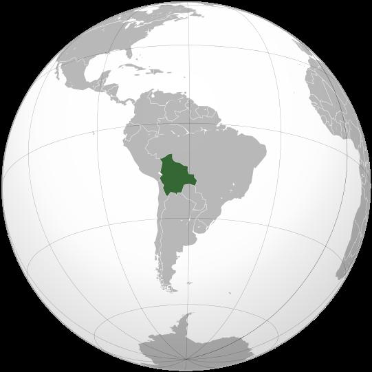 Bolivia © Wikipedia