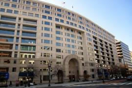 Inter-American Development Bank HQ, Washington DC