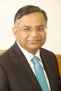 Natarajan Chandrasekaran, TCS
