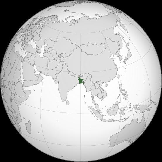 Bangladesh © Wikipedia