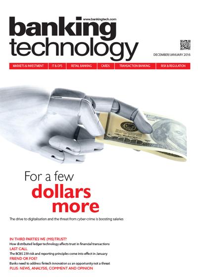 Banking Technology Dec/Jan 2016