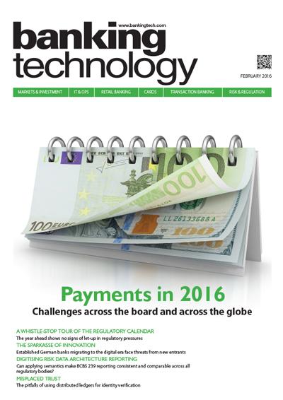 Banking Technology February 2016