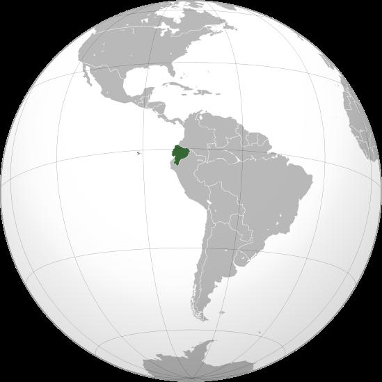 Ecuador © Wikipedia