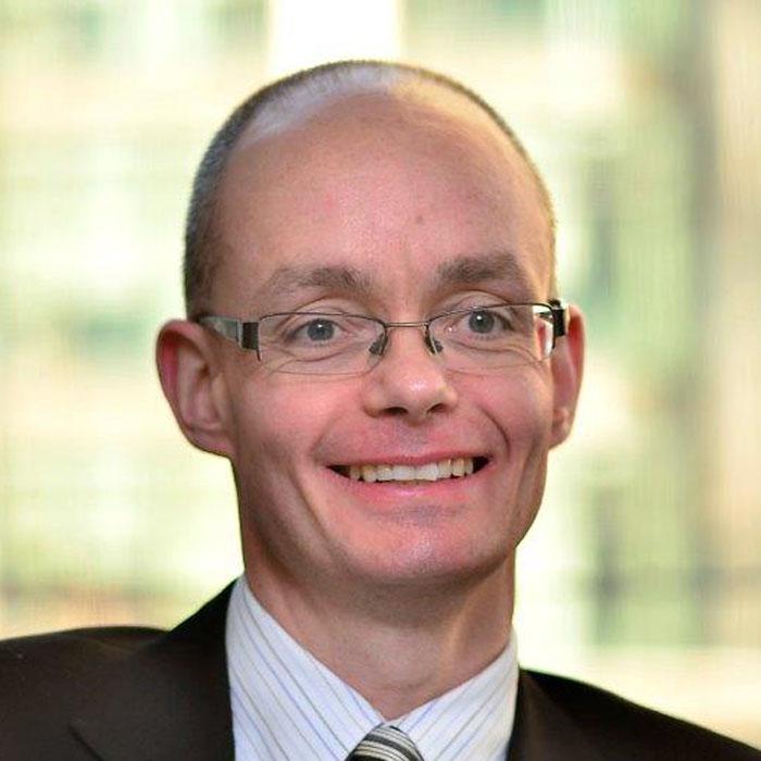 Stephen Marshall, Deloitte UK