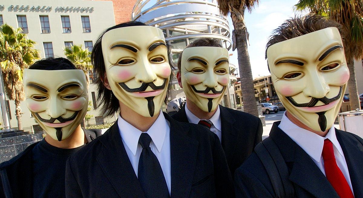 Anonymous © Wikipedia