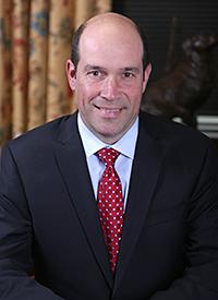Dave Marky, Friess Associates' COO