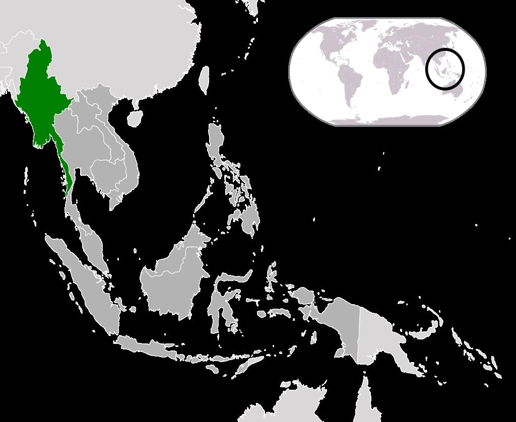 Myanmar © Wikipedia