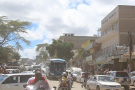 Narok, Kenya, home of Puan Sacco Society