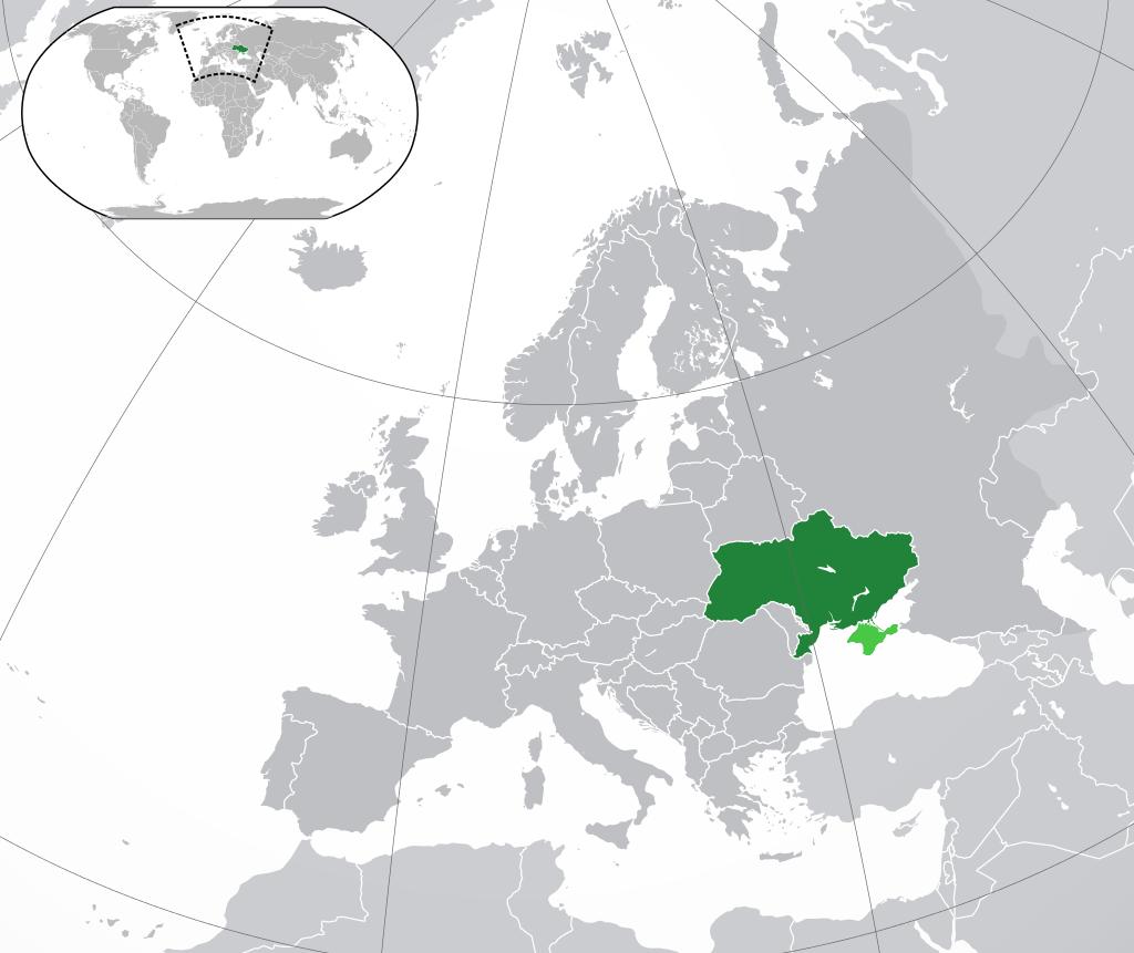 Ukraine © Wikipedia