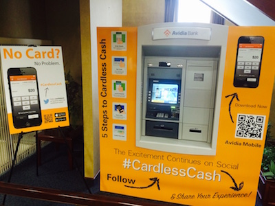 Avidia Bank launches the Cardless Cash product