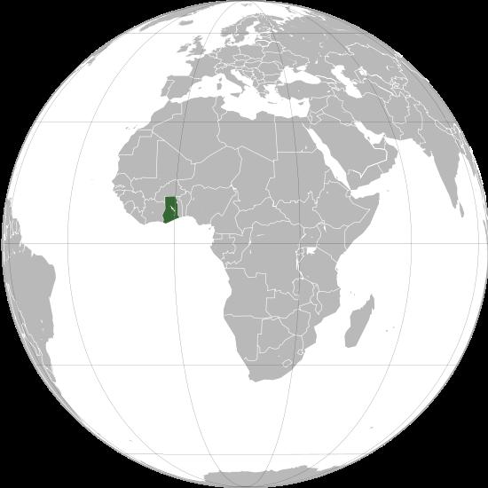 Ghana © Wikipedia