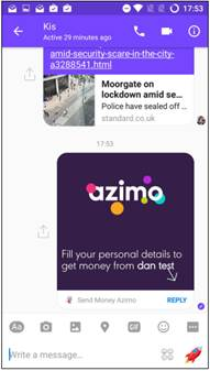 Michael Kent, Azimo: Sending money should be as easy as adding a friend on Facebook
