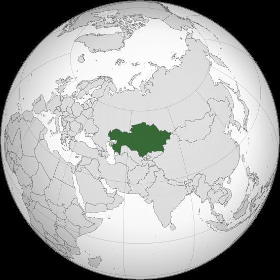 Kazakhstan © Wikipedia