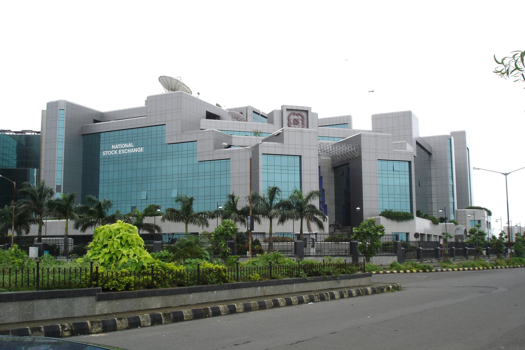 National Stock Exchange of India © Wikipedia