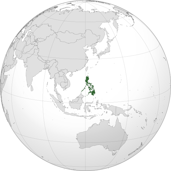 Philippines © Wikipedia