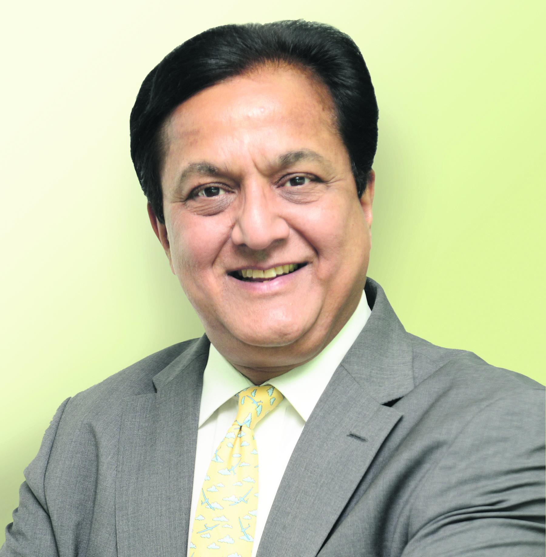 Rana Kapoor, MD and CEO at Yes Bank