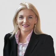 Sarah Harland, new CIO of Suncorp