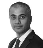 Vivek Ramachandran, HSBC