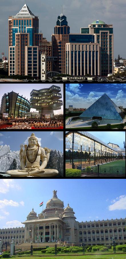 Bengaluru, India © Wikipedia