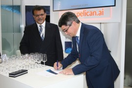 Pelican signs new customer