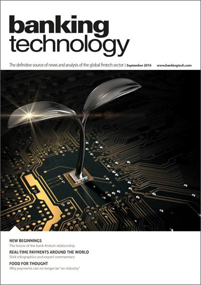 Banking Technology September 2016 issue