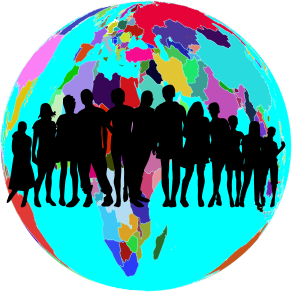 Colorful-World-Globe-Human-Family-people_icon