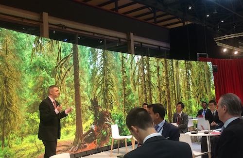 "Innotribe, Sibos 2016: ""We are a space of calmness"""