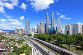 Kuala Lumpur, home of Finexus and a new RTGS system for Asia Pacific