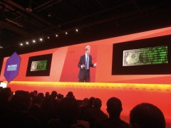 Sibos 2016 opening plenary: focusing on cyber challenge