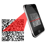 qrscanner-red-phone_icon