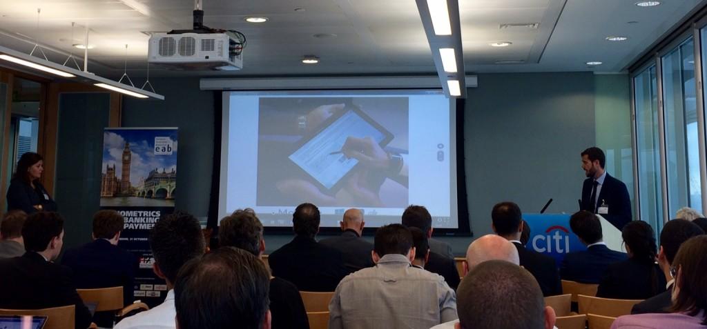 EAB seminar: Cecabank showcases e-Biosignature