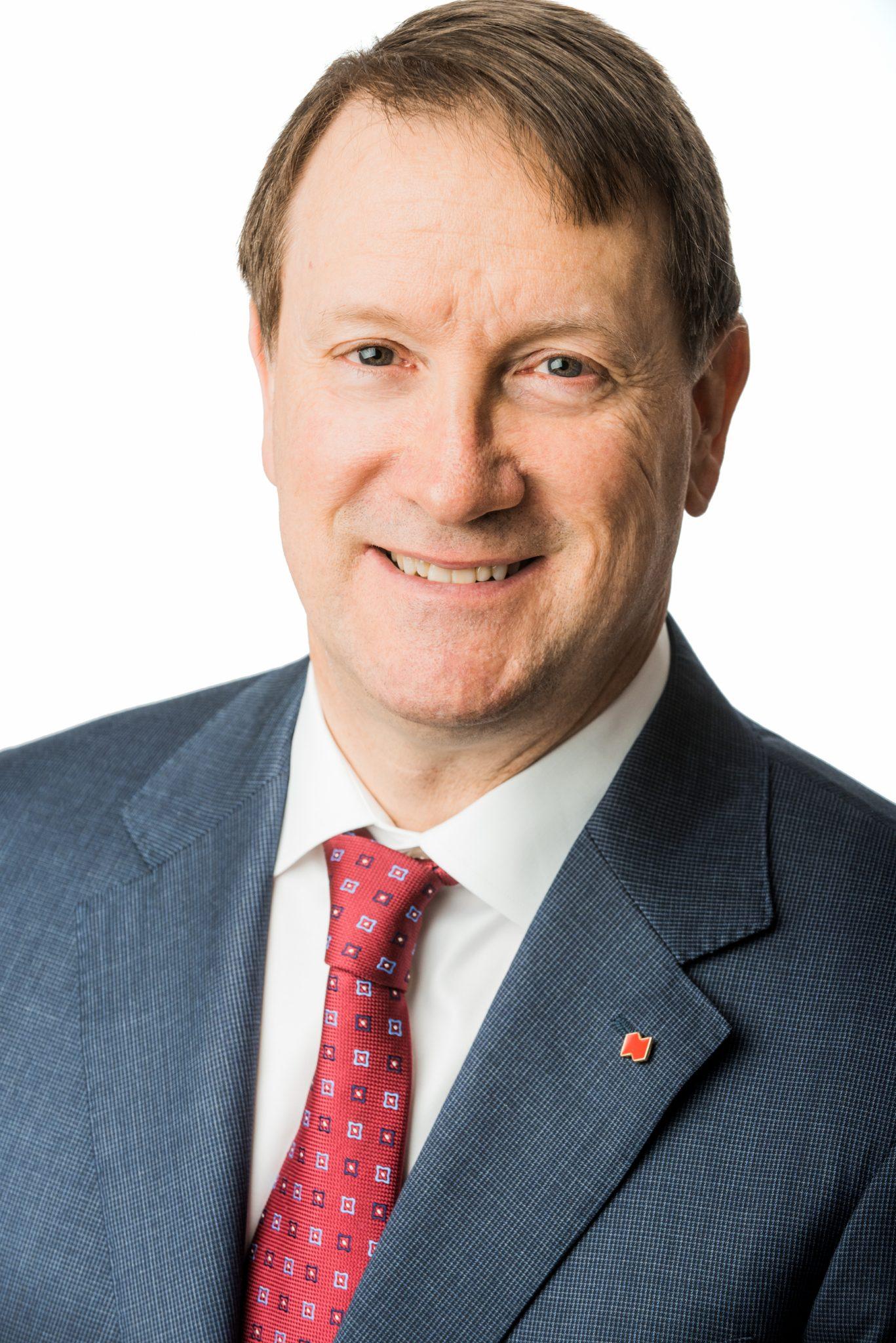 National Bank of Canada CEO Louis Vachon